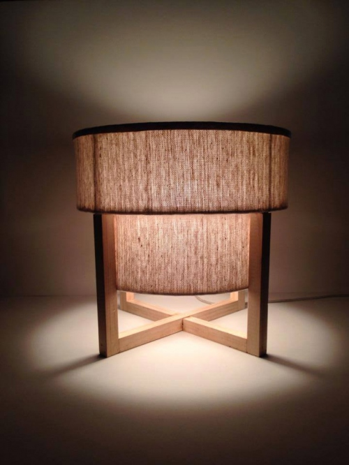 ECO LAMP 02 large image 1 by WoodCraft