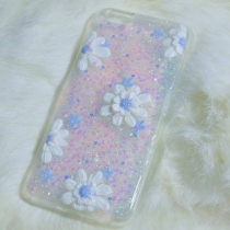 IPhone case pastel blue at Blisby