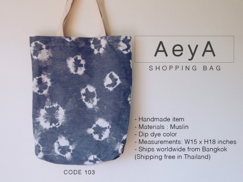 TOTE BAG large image 0 by AeyAGirlCrafts