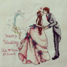 Happy wedding at Blisby