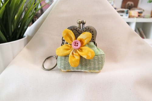 Mini Pouch 3 large image 0 by MoetayaQuilt