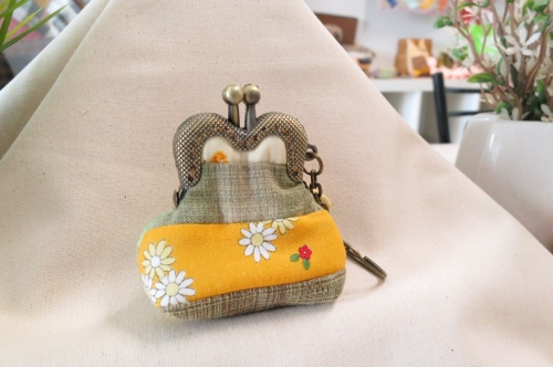 Mini Pouch 3 large image 3 by MoetayaQuilt