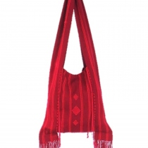 ย่ามกะเหรี่ยงThird Eye Crossbody Bag #Chilli Pepper at Blisby