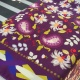SQAURE SCARFwith The Blooming Gard,silk satin scarf thumbnail 4 by WELoveThailandscarf