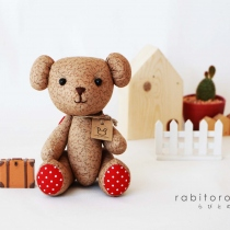 Cappuccino ตุ๊กตาน้องหมี BJD (Bear Joint Doll) at Blisby