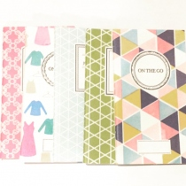 Itoya Contrail Traveling Notebook at Blisby