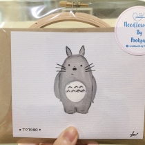 Embroidery Set - TOTORO at Blisby