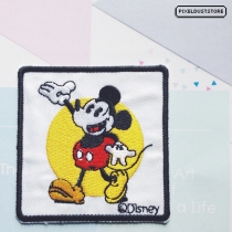 Mickey Patch at Blisby