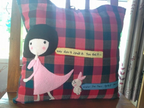 "cushion cover size18""x18"" pah-kah-mah large image 0 by FinsHandmade"