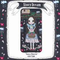 Sara Forest Case IPhone 5/6 at Blisby