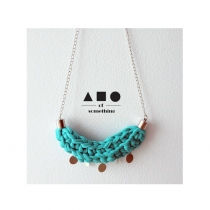 NECKLACE (TURQUOISE) at Blisby