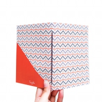 A5 Handmade Notebook at Blisby