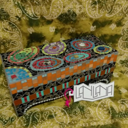 ๋Jewelry box large image 1 by LanlanaHandmade