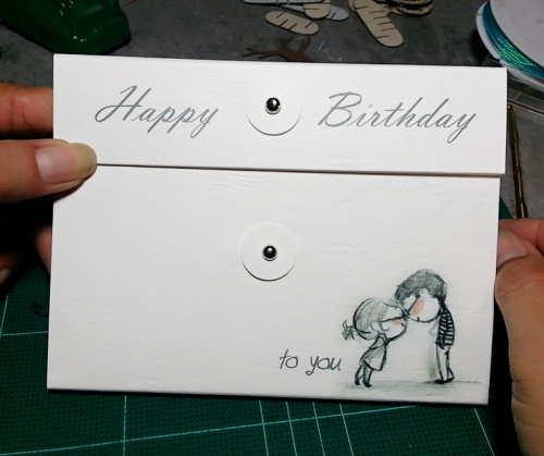 การ์ดวันเกิด 3 มิติ Birthday Pop up card large image 3 by aksorngoodcards