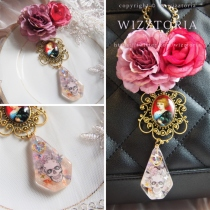 W143 #bagcharm #ROSE #Lethe at Blisby