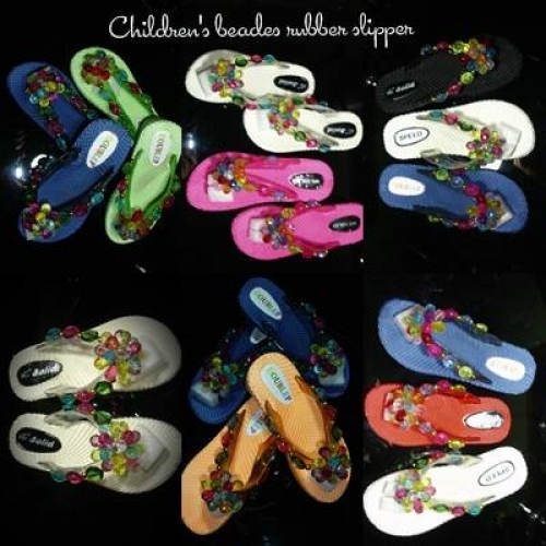 Children's slipper รองเท้าแตะยาง large image 1 by CHICSLIPPER