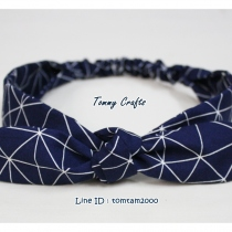 ผ้าคาดผม Top Knot Headbands  at Blisby