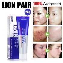 【LION PAIR】24g Japan Acne Cream Scar Removal Face Cream Skin Care at Blisby