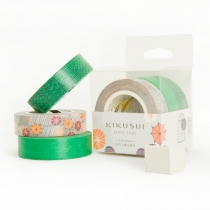 Kikusui Story tape [ UMBRELLA/GREEN/WINDOW ] at Blisby