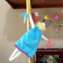 Handmade Tilda  Doll  at Blisby