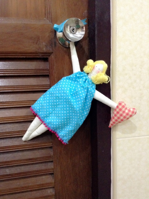 Handmade Tilda  Doll  large image 2 by HandmadeMania