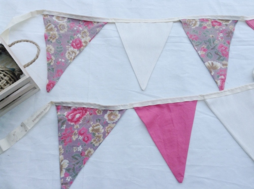 Flags Bunting {Blossom}  large image 3 by HandmadeMania