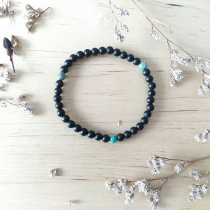 Mini Size 4mm. Onyx & Varisite at Blisby