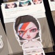 Kiddodog Sticker สติ้กเกอร์ Ziggy Stardust thumbnail 0 by Kiddodog