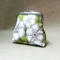 Flower summer pick pack bag coin #1 at Blisby