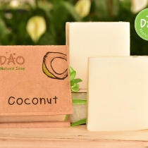 Coconut Soap at Blisby