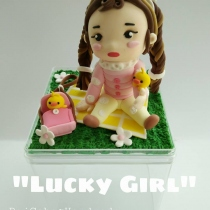 Lucky Girl at Blisby