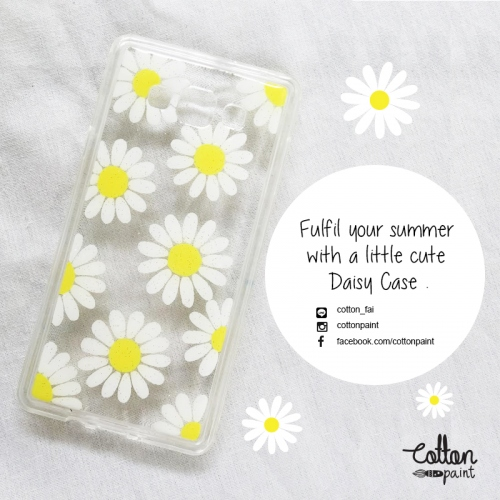 Daisy case large image 0 by cottonpaint