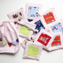 Fabric Memory Puzzle at Blisby