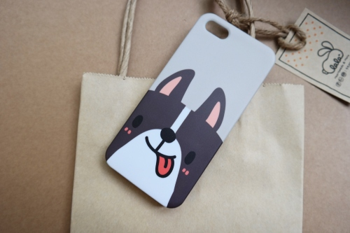 เคส iPhone 5/5s ลาย french bulldog  large image 0 by storebylala