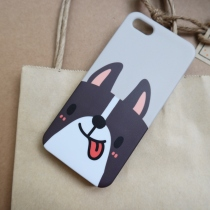 เคส iPhone 5/5s ลาย french bulldog  at Blisby