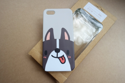 เคส iPhone 5/5s ลาย french bulldog  large image 2 by storebylala