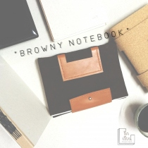 browny  notebook at Blisby