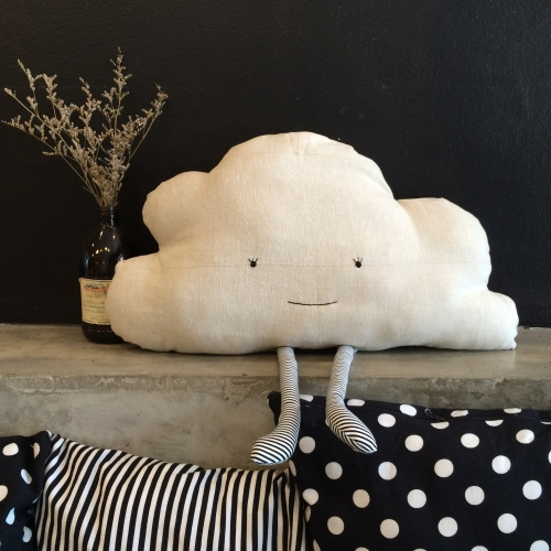 CUSHION HAPPY CLOUD large image 0 by CozyRoom