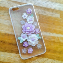 IPhone case pastel  at Blisby