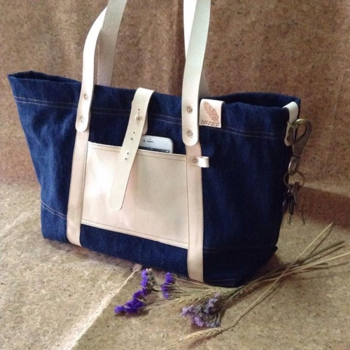 Tote bag  large image 2 by qupidhandcraft