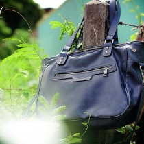 Mighty Totebag - Midnight Blue at Blisby