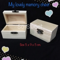 My lovery memory chest at Blisby