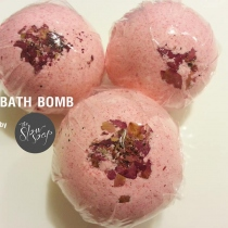 "สบู่แช่ผิว BATH BOMBS ""The Flower"" at Blisby"