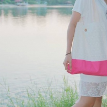 Tote Lace mix at Blisby