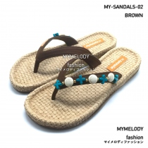 MY-SANDALS-07 ( BROWN ) at Blisby