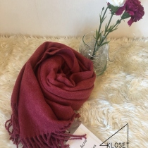 Acne studios scarves [Red] at Blisby