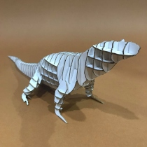 Lizard 3D Puzzle  at Blisby