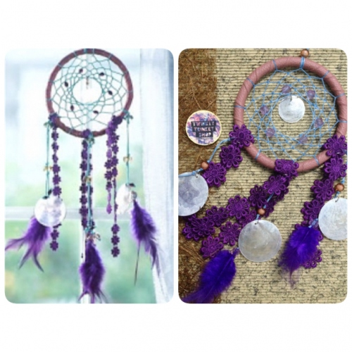 The Heirs Inspired Dreamcatcher large image 1 by TwinkTS