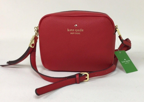Kate Spade New York♠️   Mini Leather Shoulder Bag large image 0 by Groovy