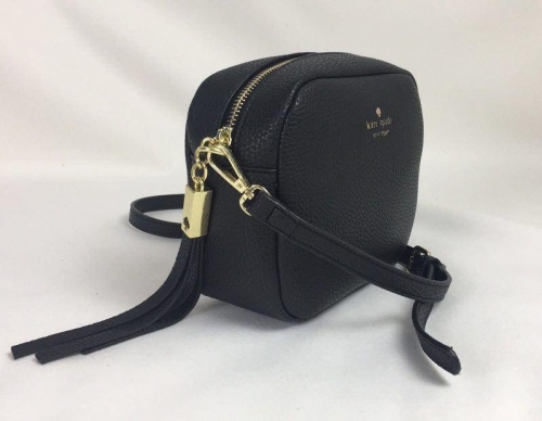 Kate Spade New York♠️   Mini Leather Shoulder Bag large image 1 by Groovy